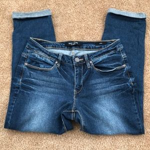 Cropped Max Jeans